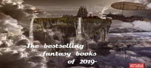 2019 Best selling fantasy books