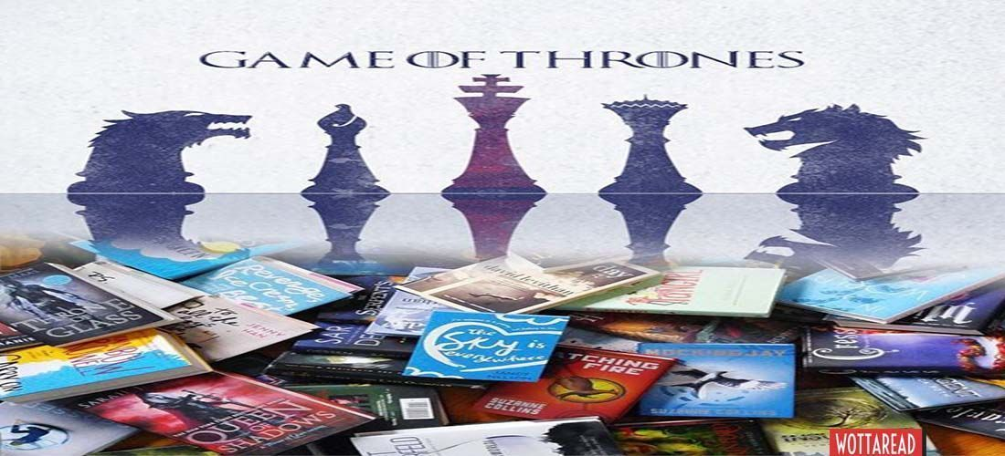 similar books to Game of thrones