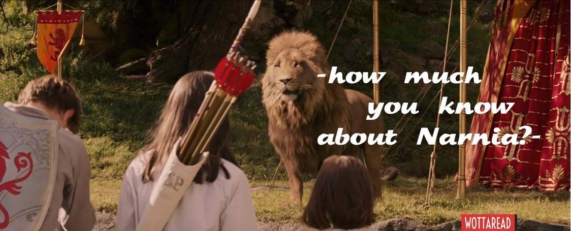 Chronicles of Narnia quiz