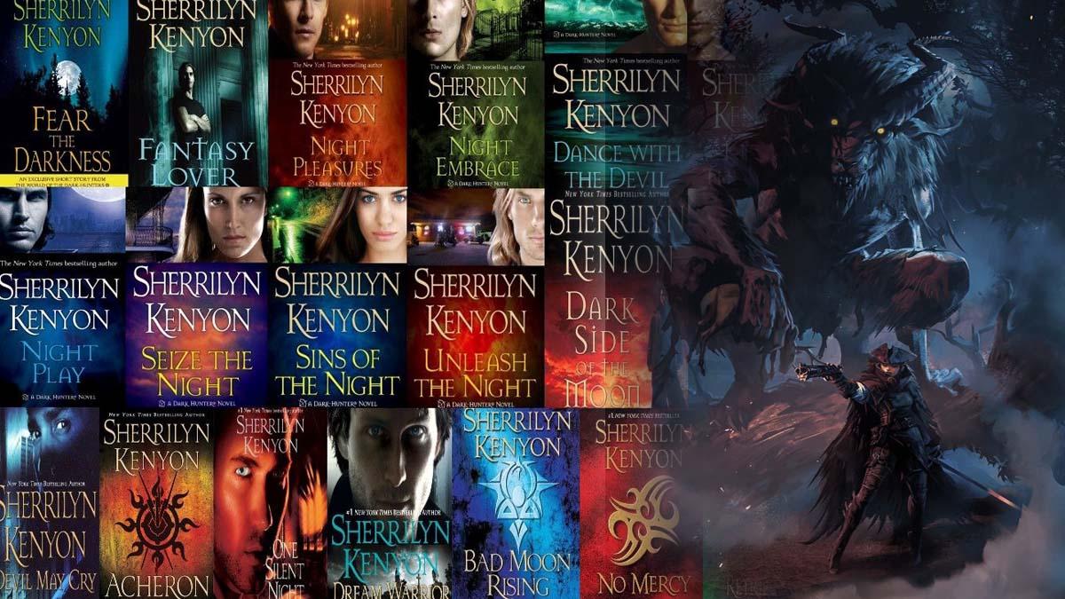 Dark Hunter series reading order