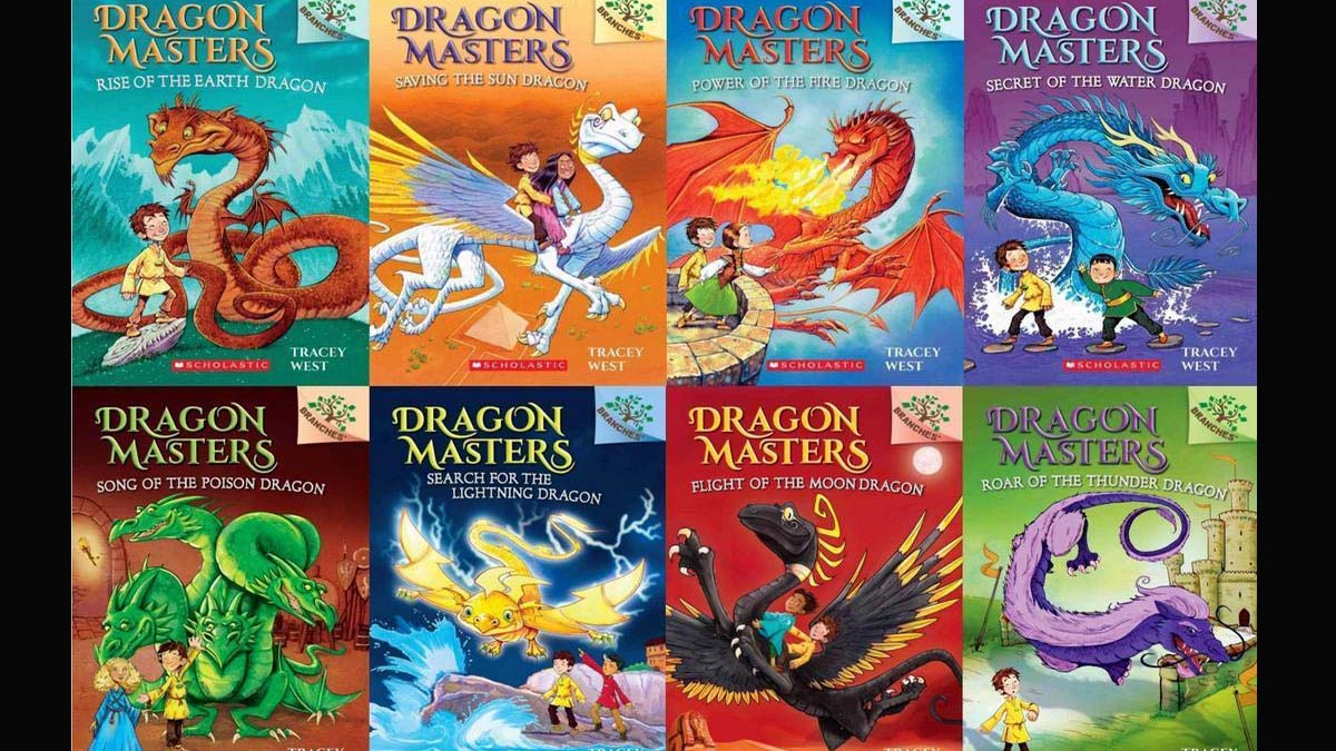 Dragon Masters books in order