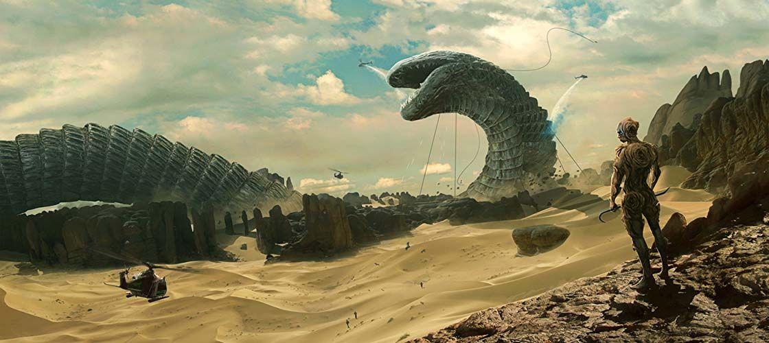 Dune book order