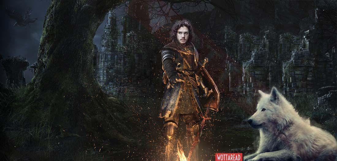 Game of Thrones RPG Elden Ring Wallpaper