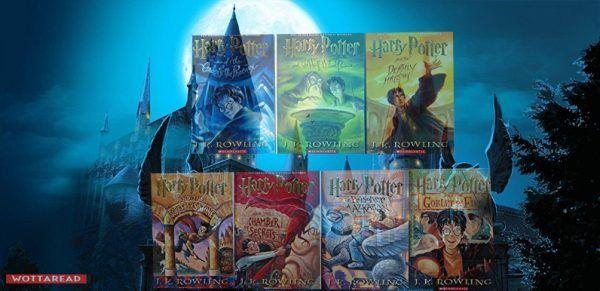 series like harry potter