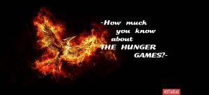 Hunger Gamer quiz trivia