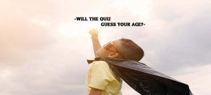 quiz that will guess your age