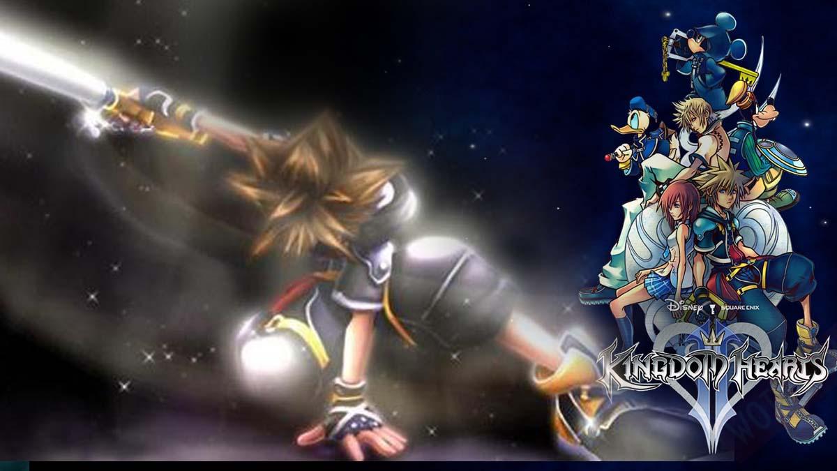 Kingdom Hearts novel