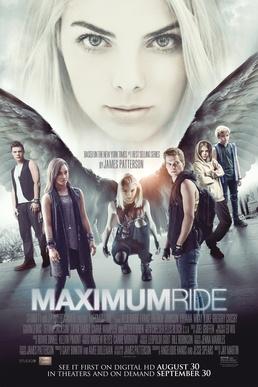 Maximum Ride poster