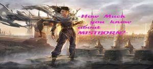 Mistborn quiz trivia