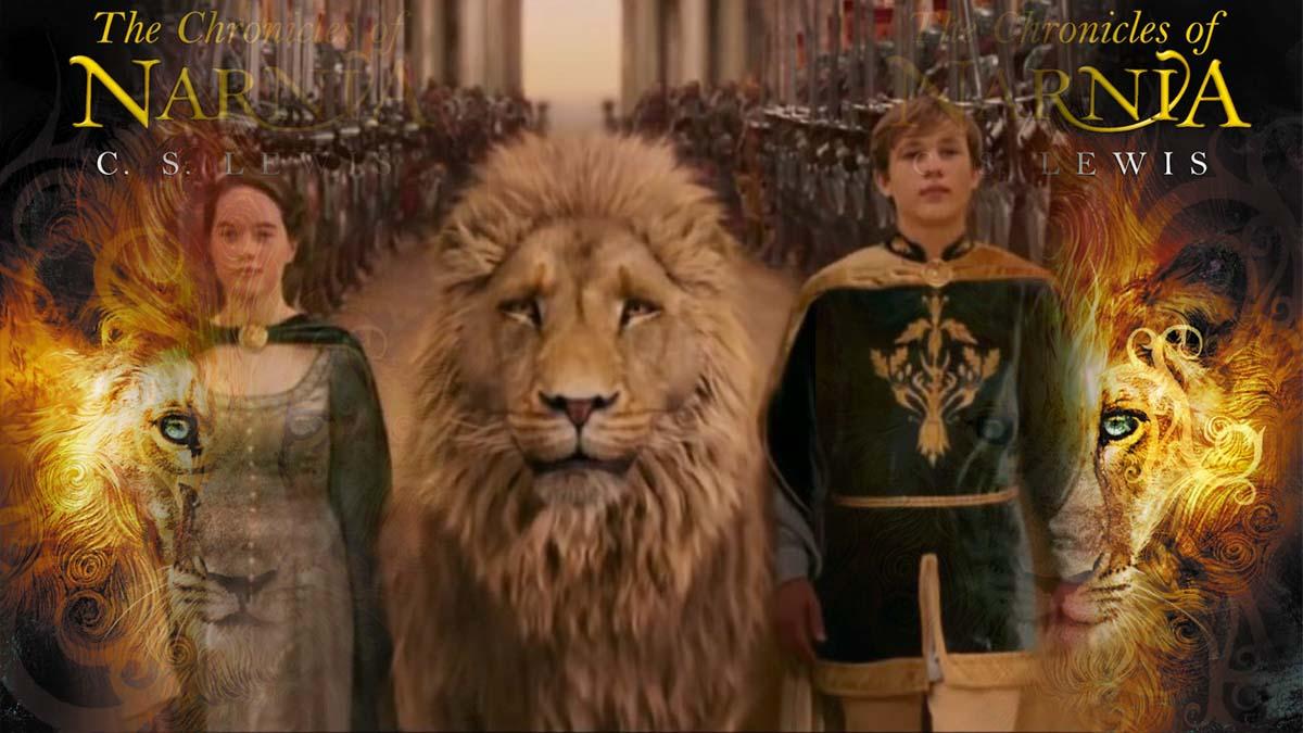 Narnia books order