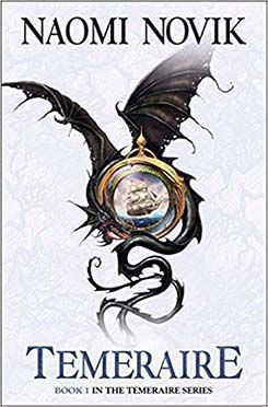 books with dragon protagonists