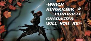 Kingkiller Chronicle Personality quiz