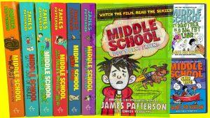 The Middle School series order