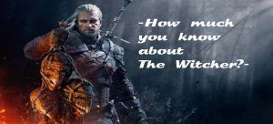 The Witcher trivia quiz