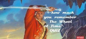 The wheel of time quiz