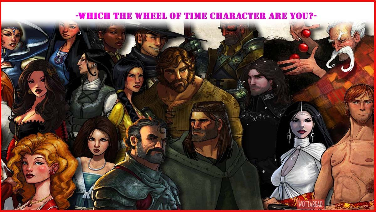 What The Wheel of Time character are you
