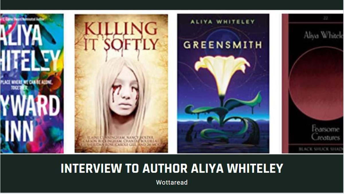 aliya whiteley author interview