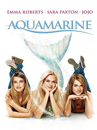 aquamarine movie poster