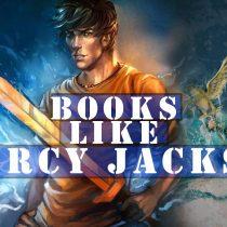 books like Percy Jackson