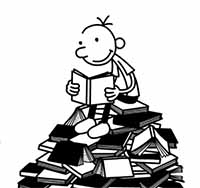 books similar to Diary of a wimpy kid