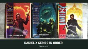 daniel x series in order