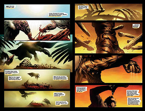 dark tower graphic novel review