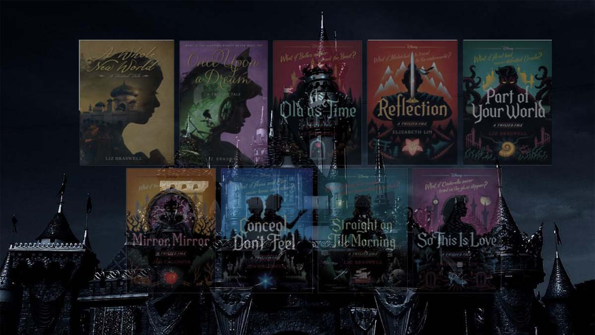 disney twisted tales order to read