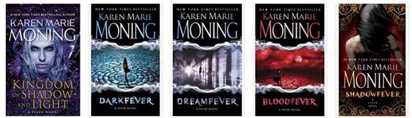 fever series reading order