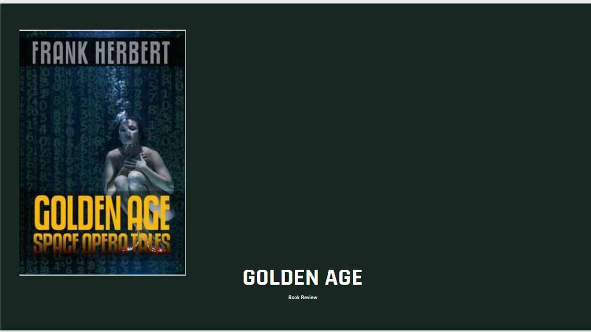 golden age book review