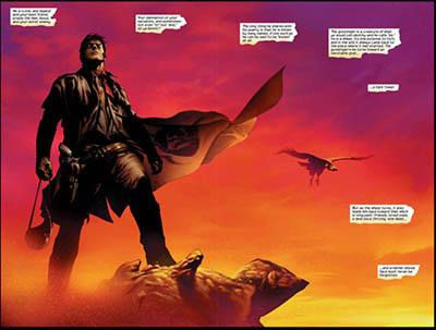 graphic novel dark tower