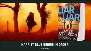 harriet blue series in order