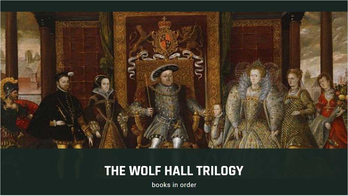 hilary mantel trilogy