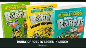 house of robots series in order