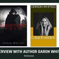 interview author garon whited