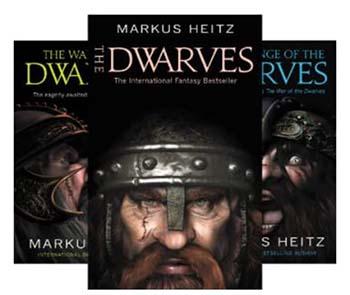markus heitz dwarves series order