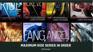 maximum ride books in order