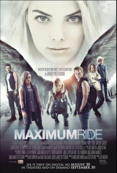 maximum ride film poster