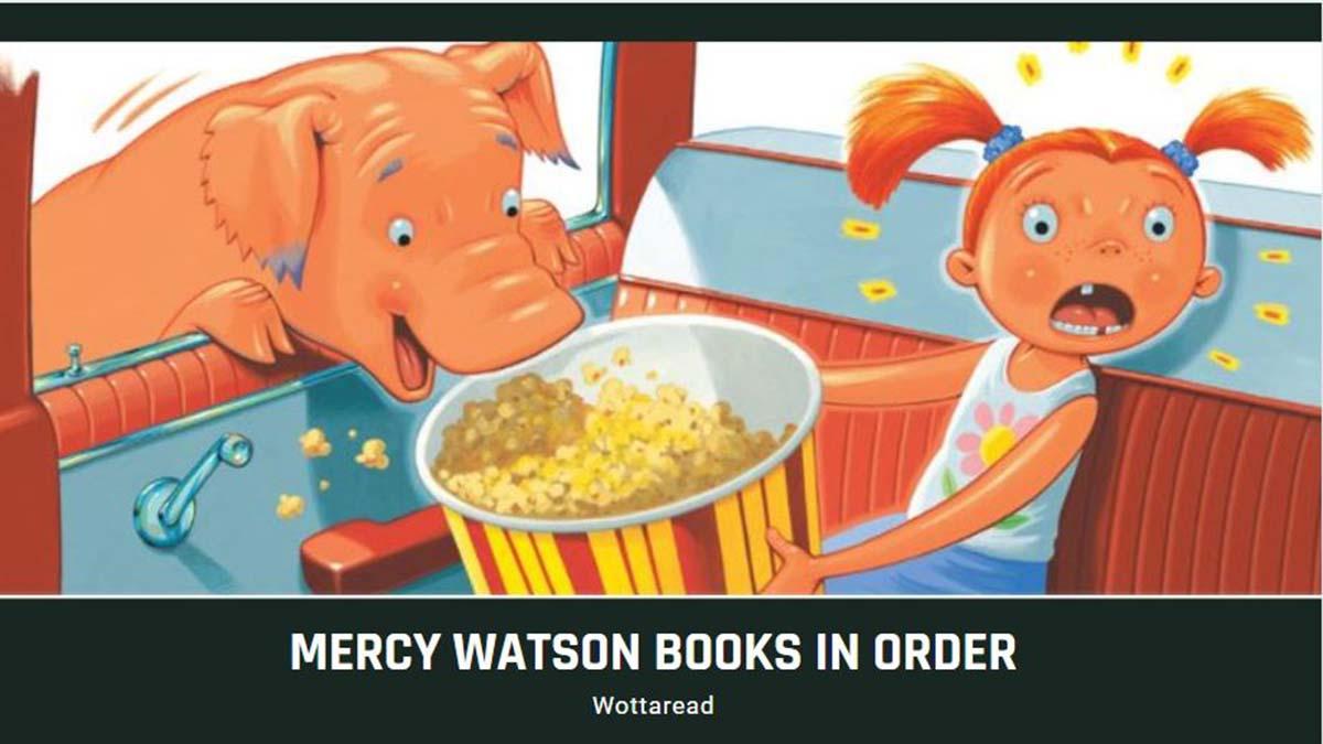 mercy watson books in order