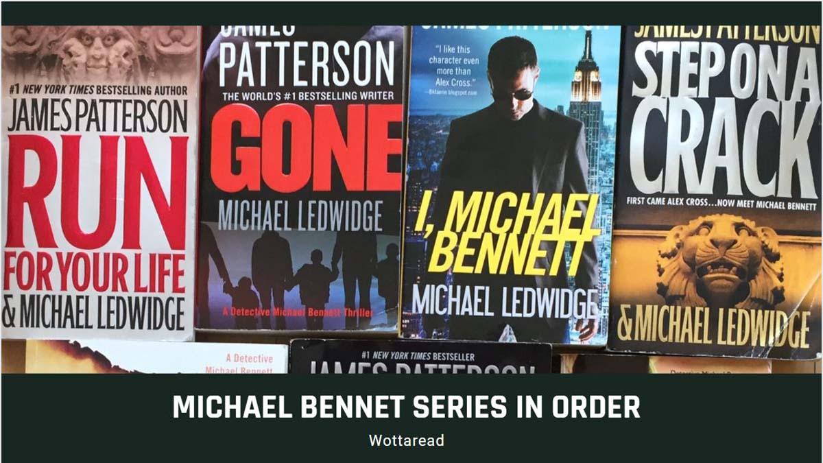 michael bennett series in order