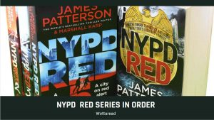 nypd red series in order