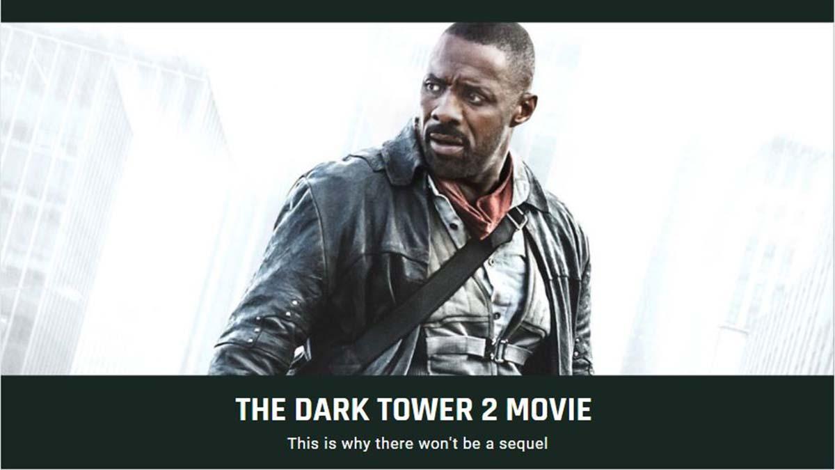 the dark tower 2 movie