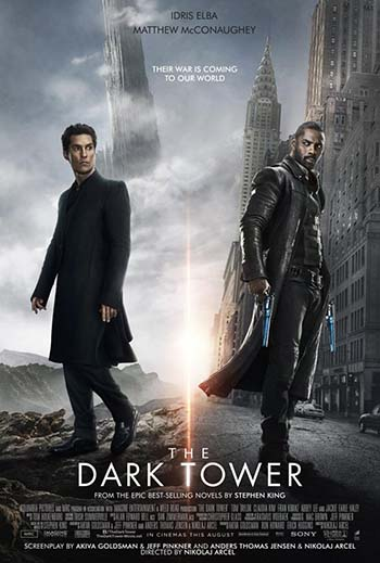 the dark tower film poster