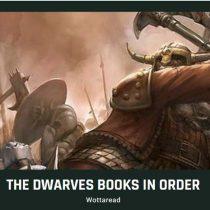 the dwarves books in order
