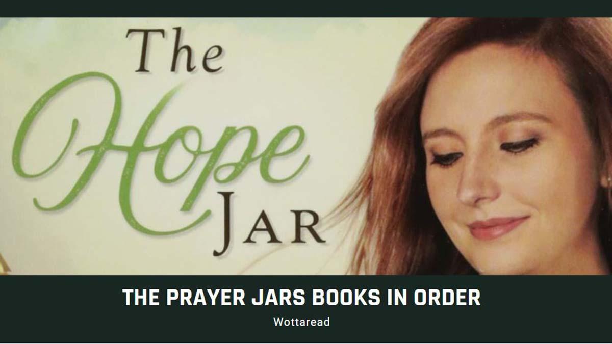 the prayer jars series in order