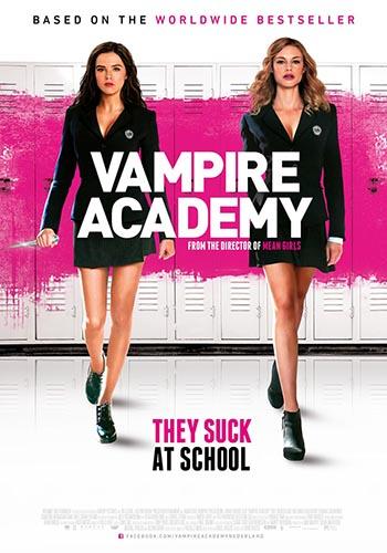 vampire academy film